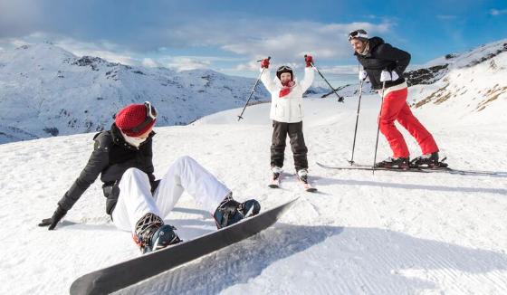 画像:スキー/スノーボード