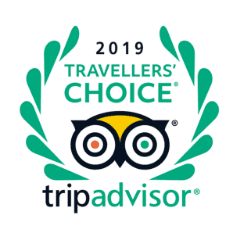 2019 TRAVELLERS CHOICE tripadvisor